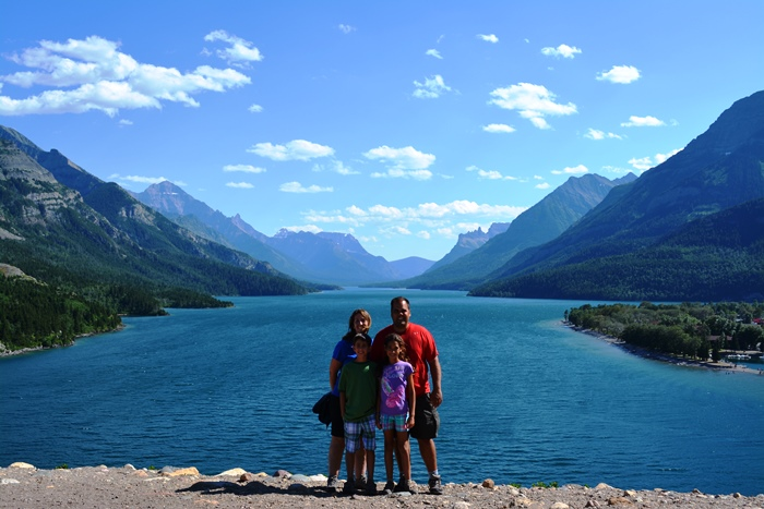 Today we wished we were back here...not on Hwy 2 crossing the state of Montana :)